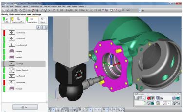 CALYPSO CMM Software – Inspection Engineering
