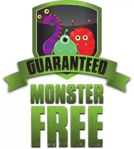 Monster Free Guaranteed