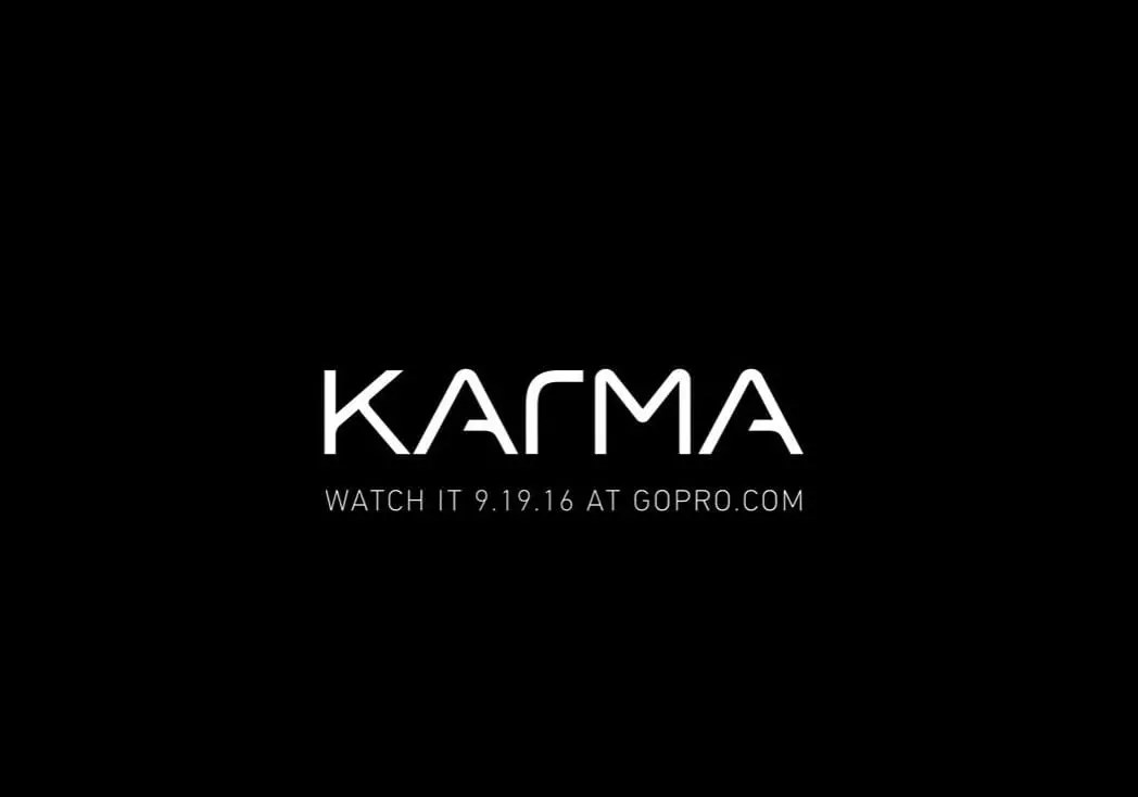 GoPro Karma Teaser video