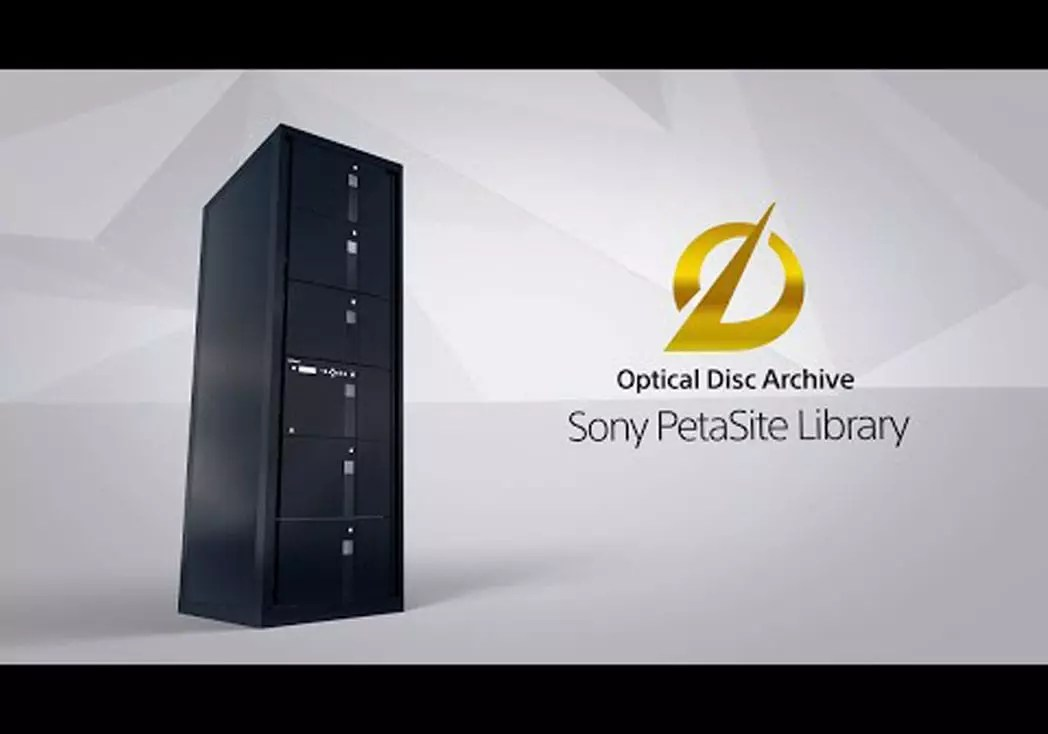 Optical Disc Archive Library Systems