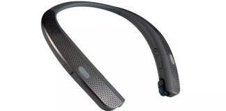 LG TONE Studio HBS-W120 Bluetooth headset