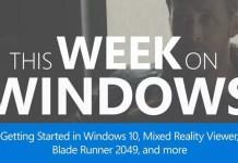 This Week On Windows