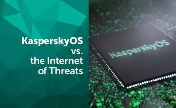 KasperskyOS vs. the Internet of Threats