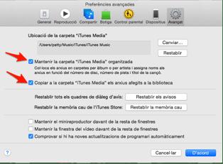transferir musica de ios a mac_preparar itunes 2