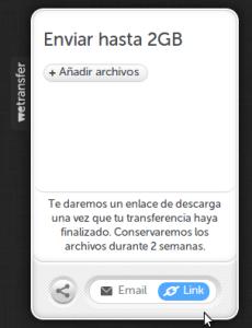 compartir archivos _compartir