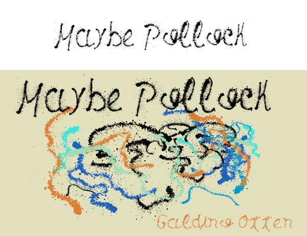Font Pollock