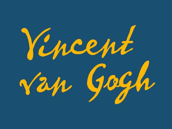 Van Gogh Font