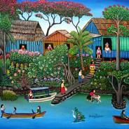 The Paintings of Rodolfo Arellano