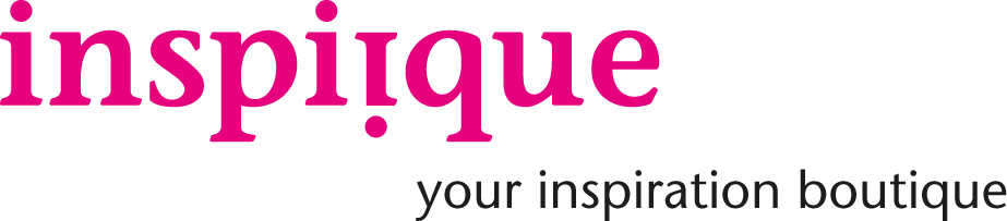 inspiique Logo with Tagline