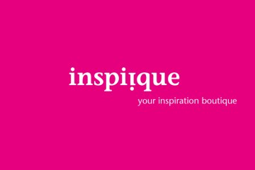 inspiique Banner with Tagline
