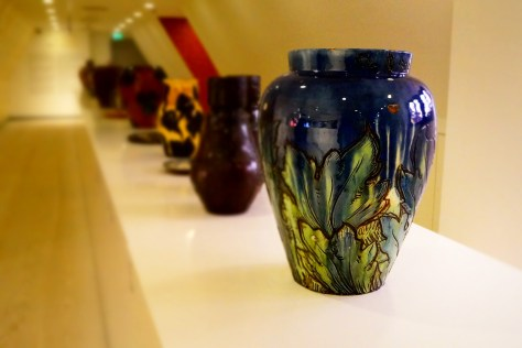 Beautiful pottery by Thorvald Bindesbøll.