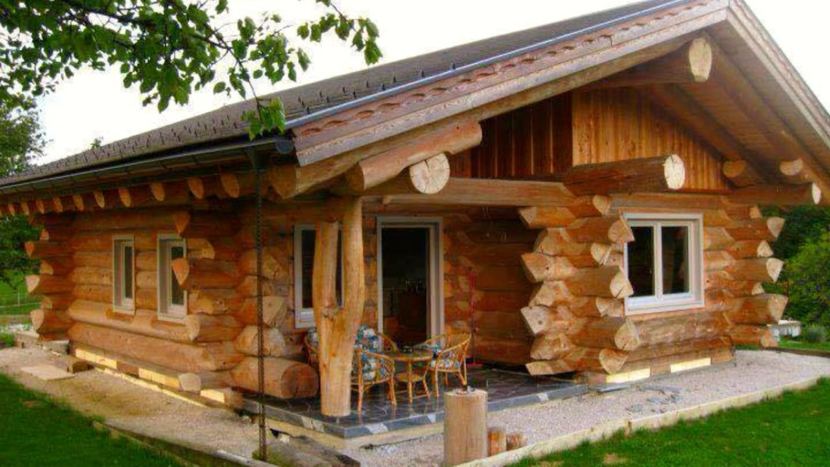 house design plans with wooden house design