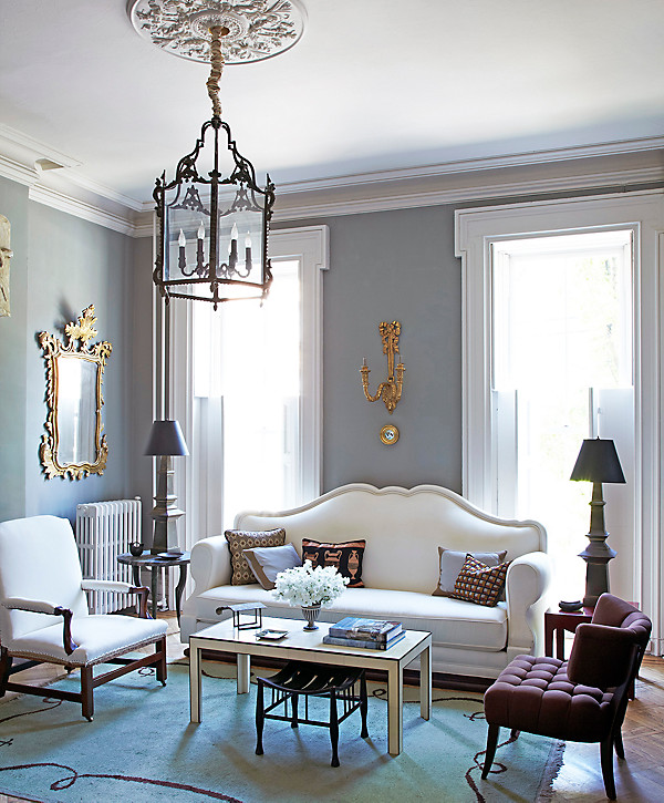 matte with gold shine furniture inspiration
