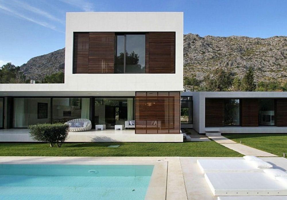 minimalist container house design