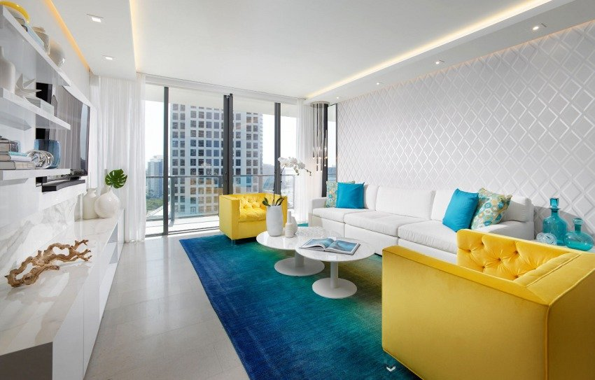 minimalist house design interior