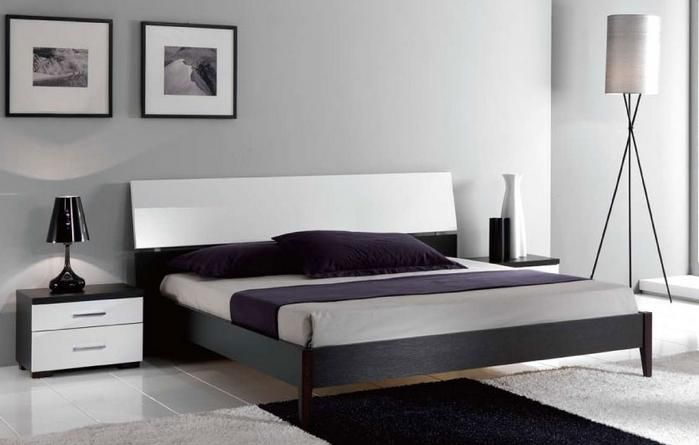 simple luxury beds