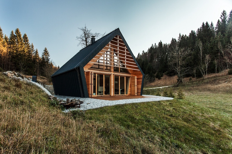small house floor plans wooden home