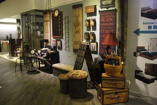 Home Furniture traditional ethnic vintage