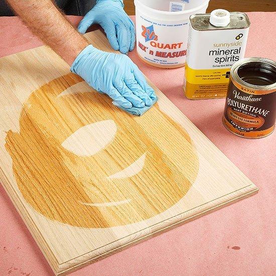 manual coating process