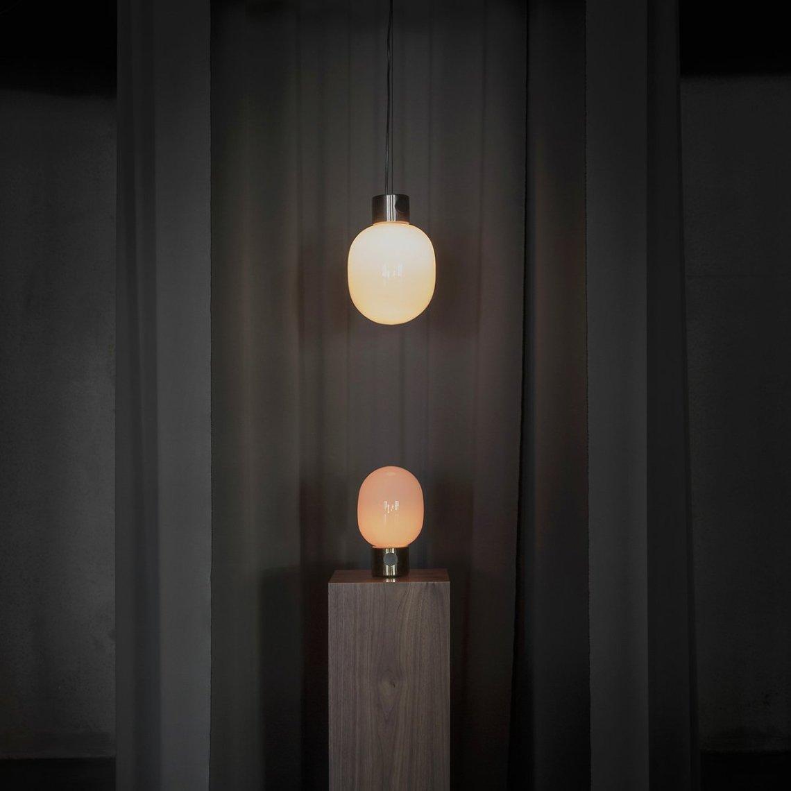 mettallic upper cover hanging lamp