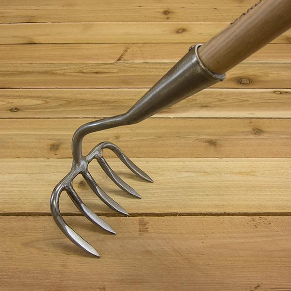 raised bed garden rake by sneeboer
