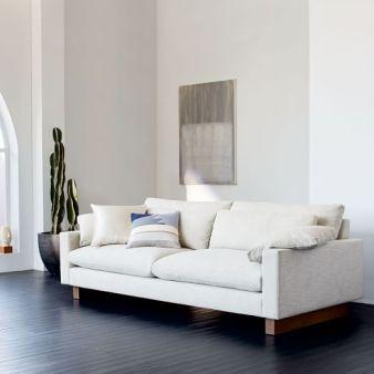 sofa bed and sofa pillow