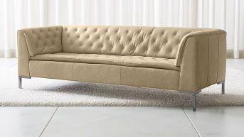 sofa design and leather sofa bed