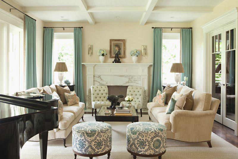 antique furniture family room ideas