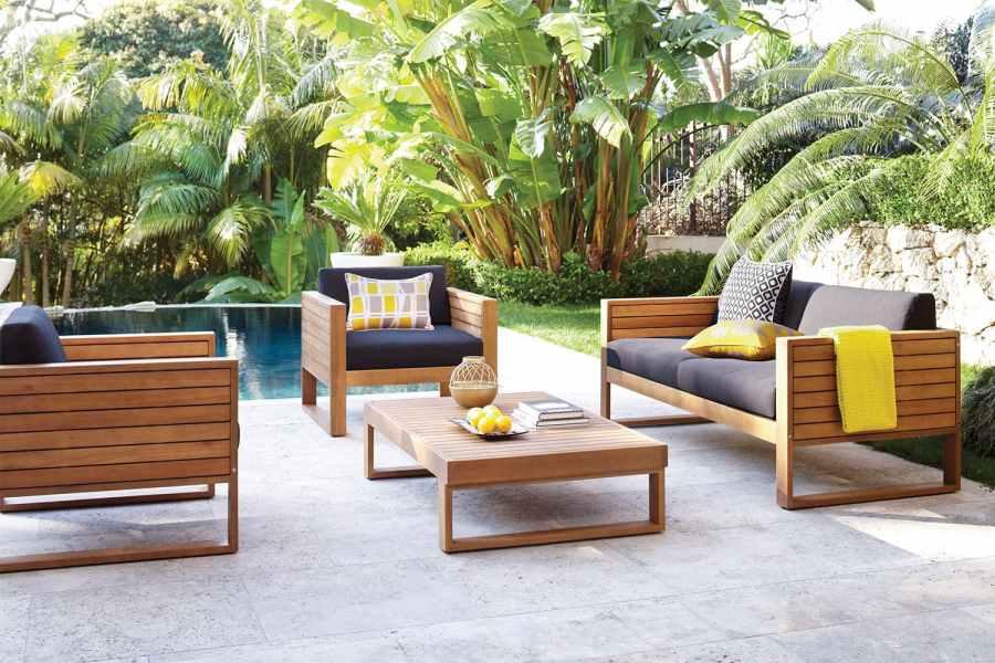 backyard outdoor lounge ideas