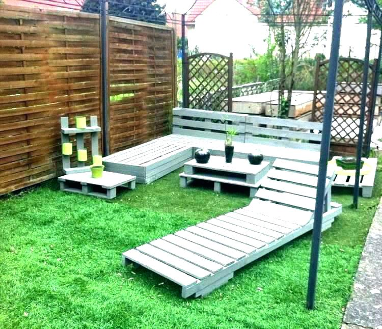 backyard pallet ideas