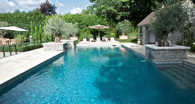 backyard pool layout