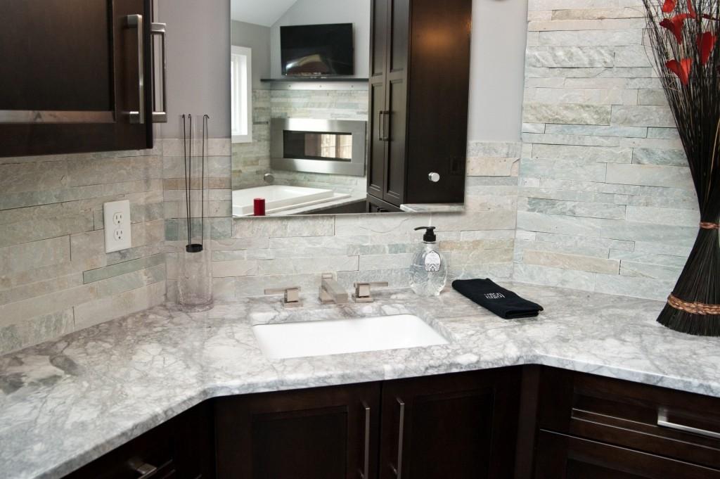 bathroom countertops design