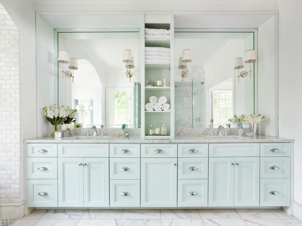 bathroom vanities mirror