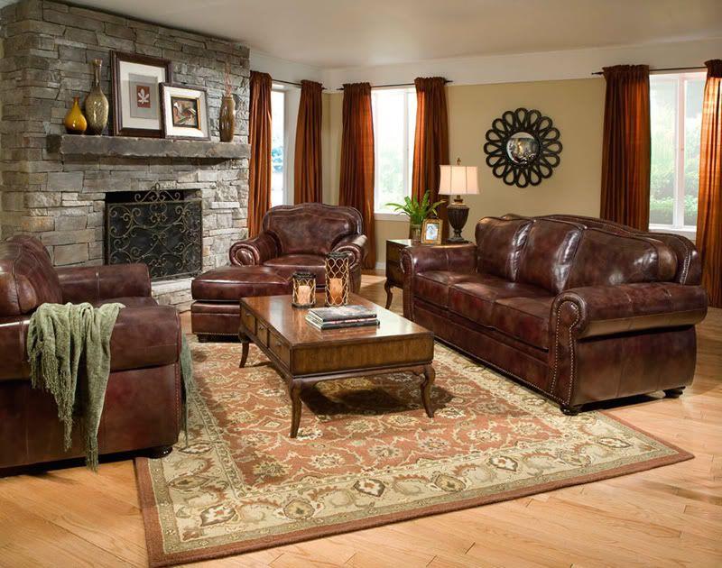 classy leather sofa set ideas