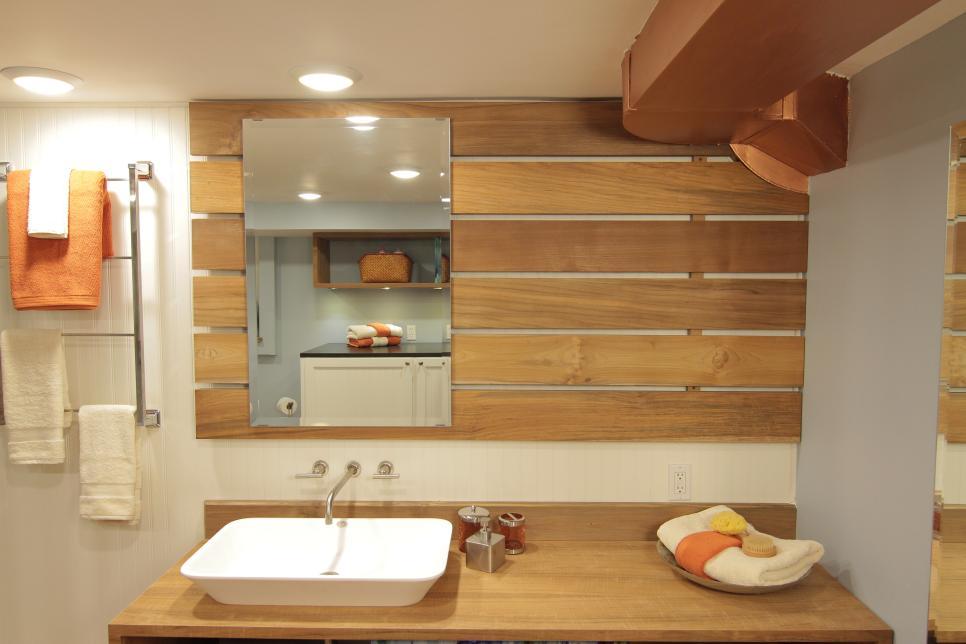 countertops of your bathroom