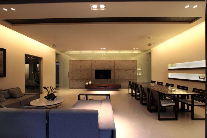dark and shine commercial interiors design
