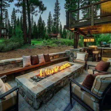 fire pit design ideas