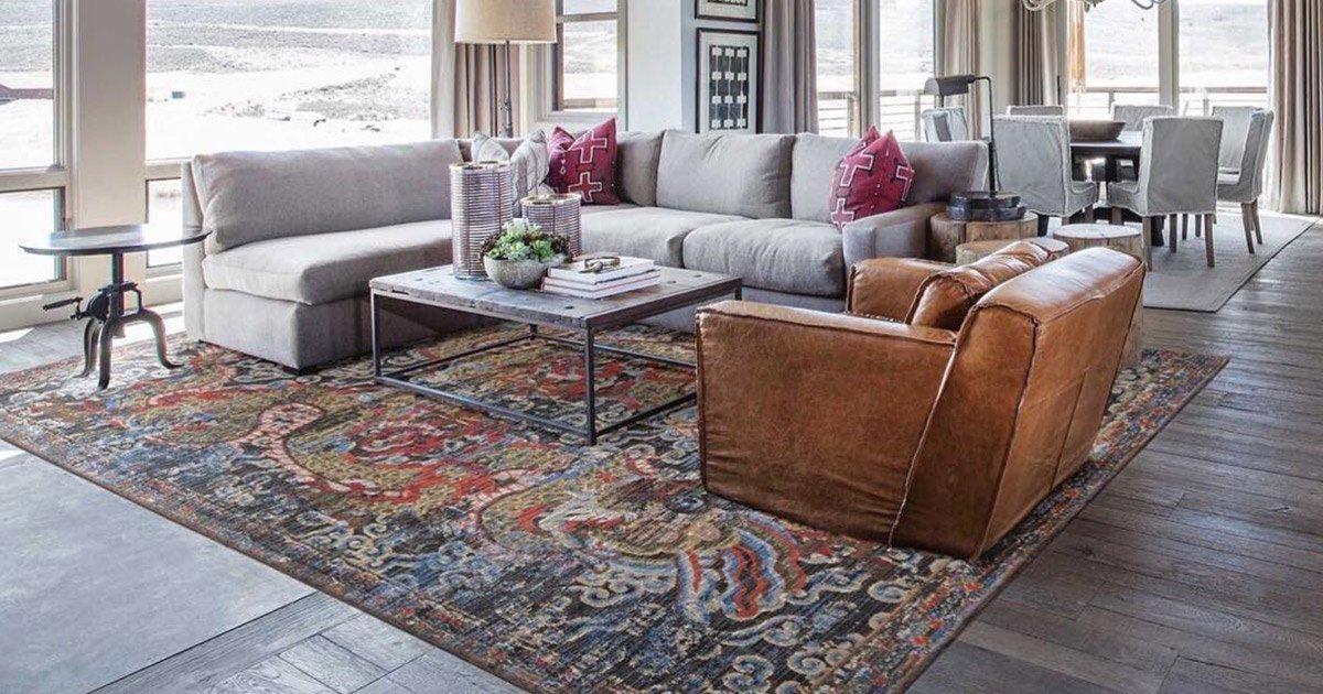 floor carpet for living room area