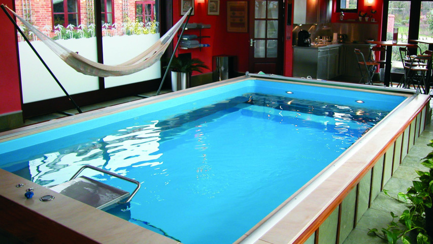 home lap pool