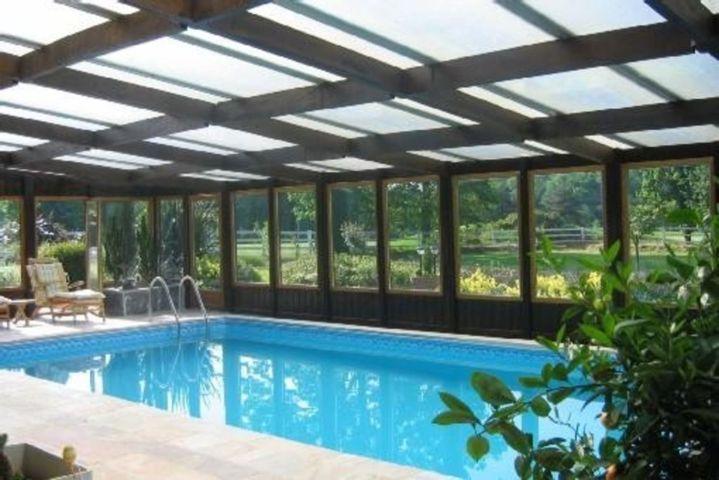 indoor pool home