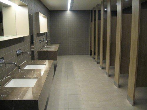 metal bathroom partitions