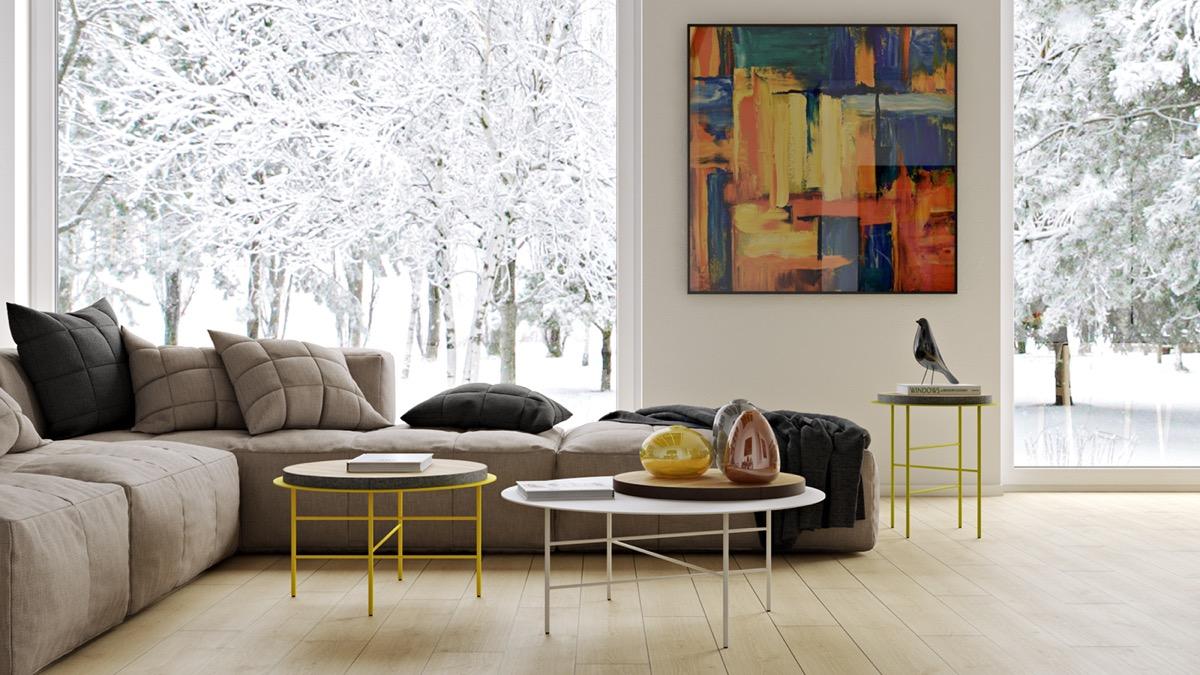 painting ideas living room
