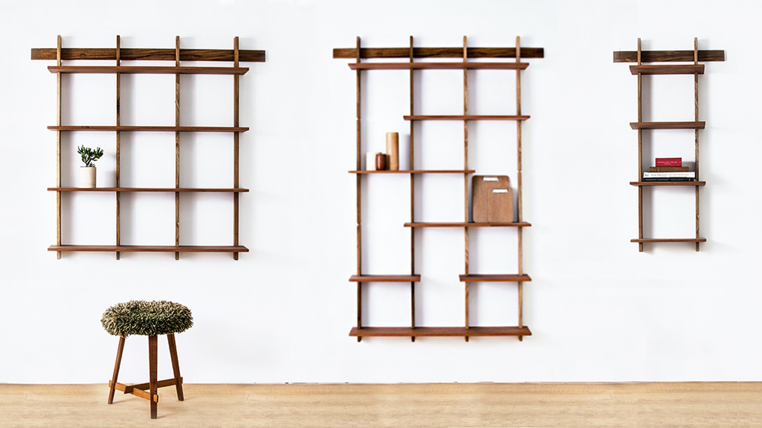 unique design bookshelf