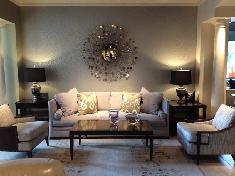 unique wall art living room ideas