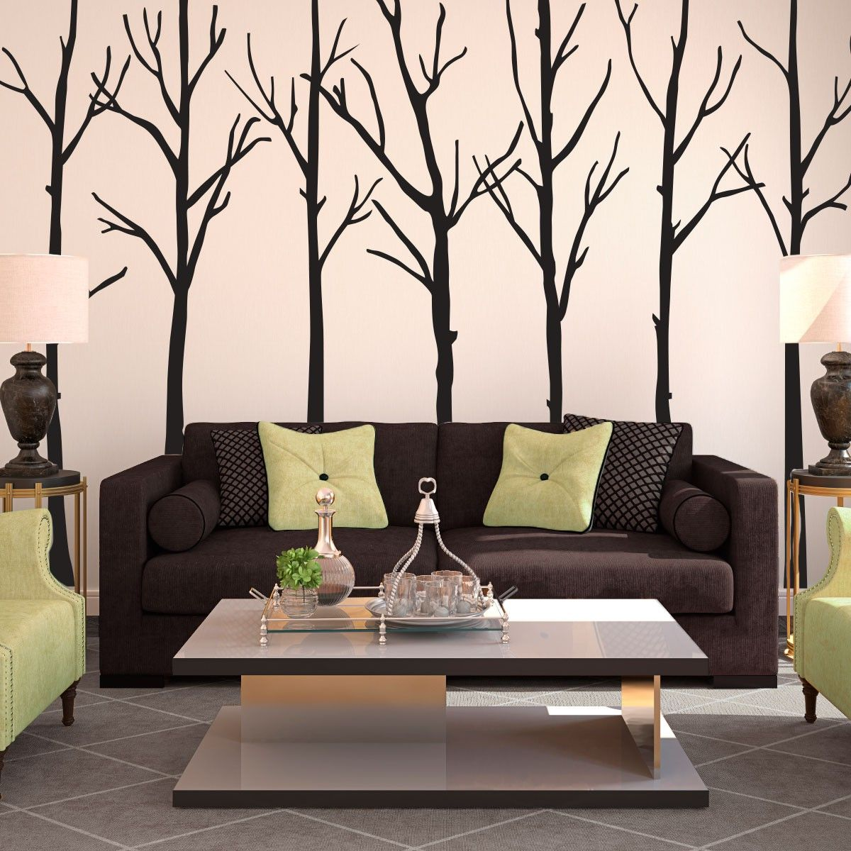 wall art sticker ideas