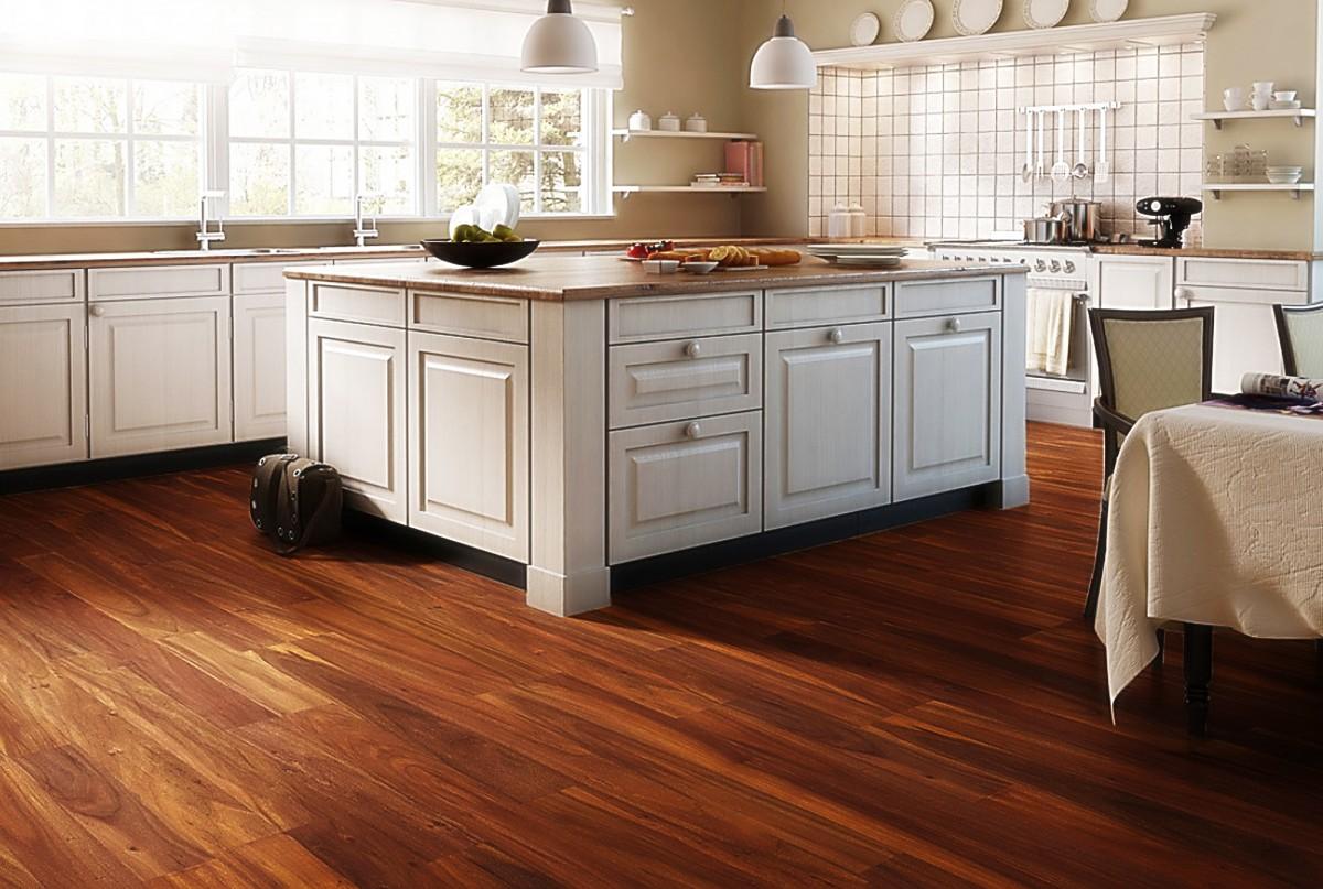 Flooring Option For Kitchen Room