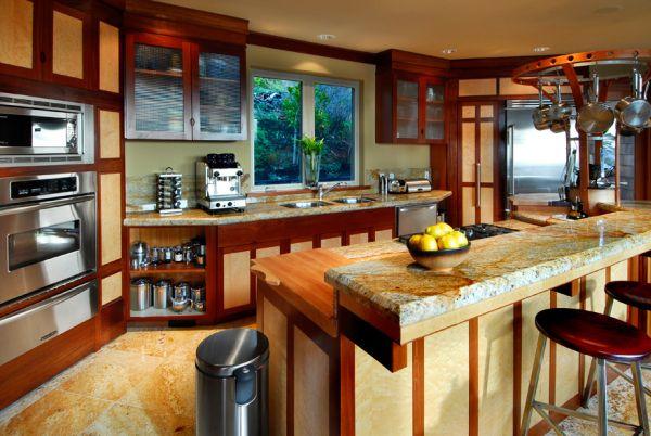 color tone china kitchen
