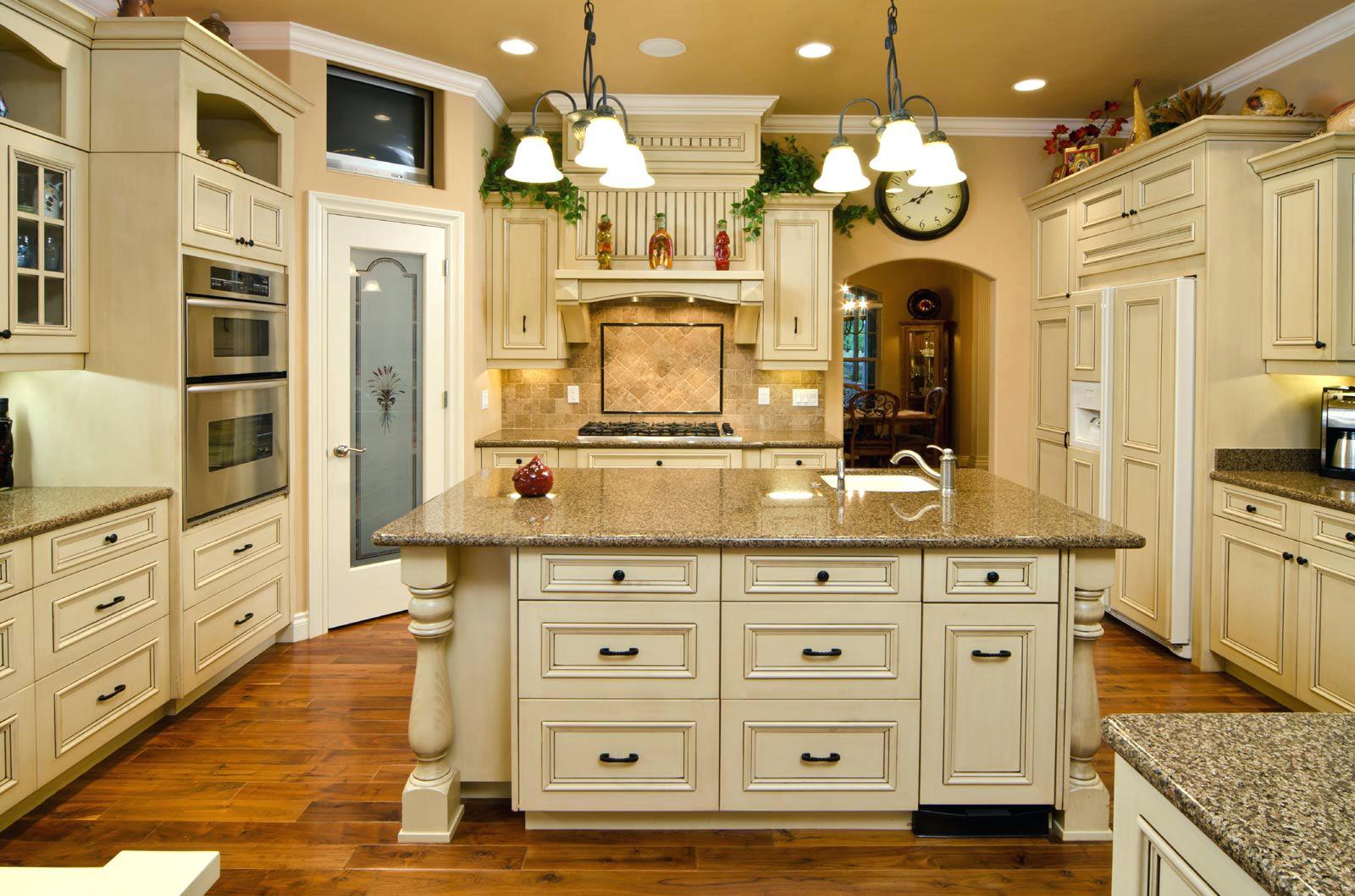 flooring kitchen ideas