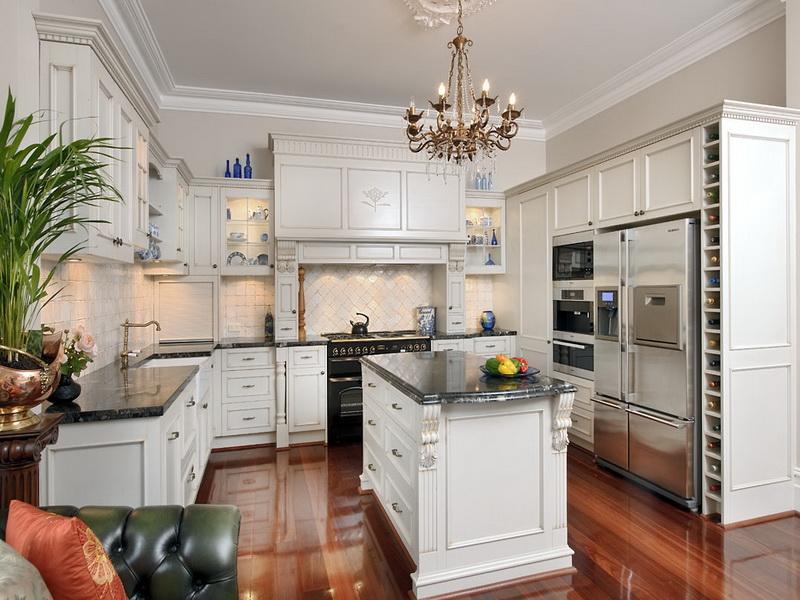 kitchen design lighting ideas