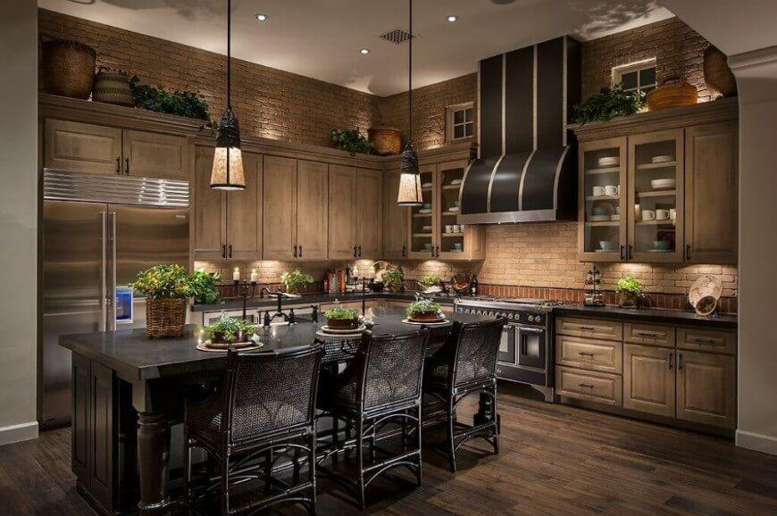 kitchen lighting hanging
